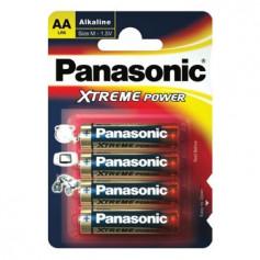 Piles LR06 Panasonic - paquet de 4