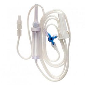 Perfuseur Uni'Perf avec robinet 3 voies ou site injection Y