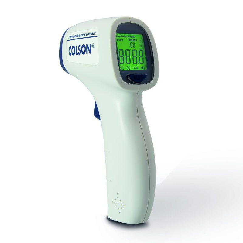 Thermomètre sans contact Colson - Flash Temp Easy Scan