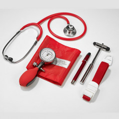 Set de diagnostic médical complet F. BOSCH