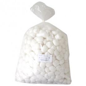 Cotons boules hydrophile - paquet de 700