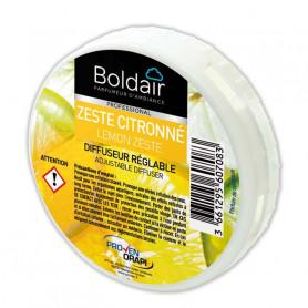 Diffuseur désodorisant stick up Boldairt parfum citron