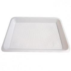 Plateaux repas plastiques jetables
