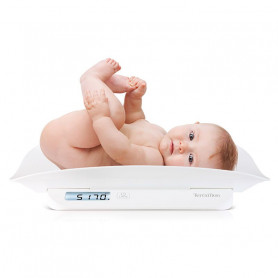 Pèse bébé évolutif BABYSCALE Terraillon