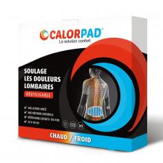 Coussin chaud/froid pour lombaires CALORPAD réutilisable