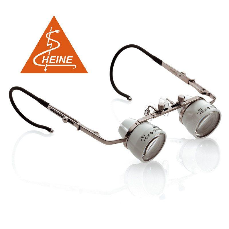 Lunettes loupe binoculaire HEINE C2.3