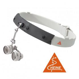 Loupes binoculaires avec bandeau léger HEINE C2.3