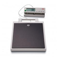 Pèse-personne électronique SECA 899 plate - avec module d'affichage séparé - Classe médicale III