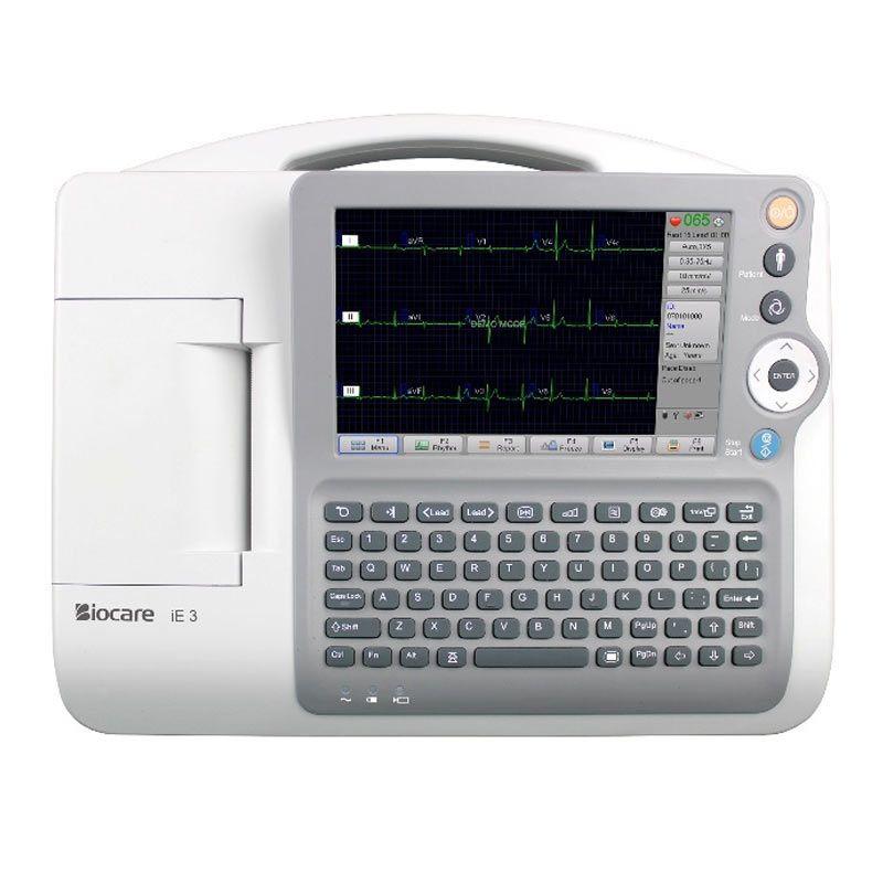 Electrocardiographe E3 Pro Cardio Wepp