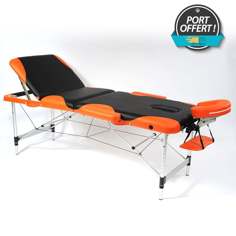 Table de massage nomade Kinlight