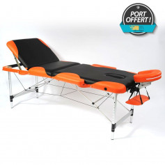 Table de massage pliable Kinlight