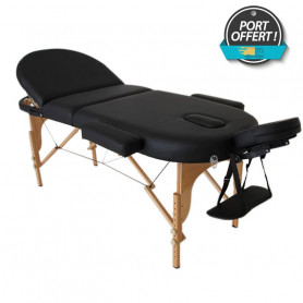 Table de massage pliable Kinconfort