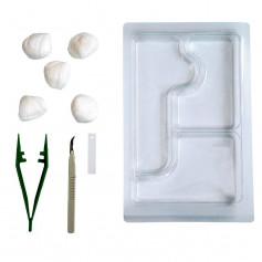Set de soin pour ablation de fil stérile