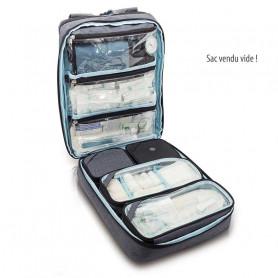 Mallette d'assistance médicale sac à dos Elite Bags City Holtex
