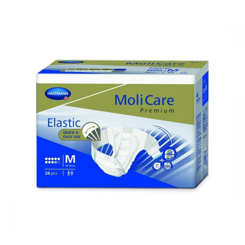 Molicare Premium Elastic 6 gouttes