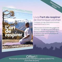 Kdo11 - Livre l'art de respirer offert