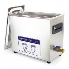 Nettoyeur à ultrasons Comed avec chauffage 6,5 L