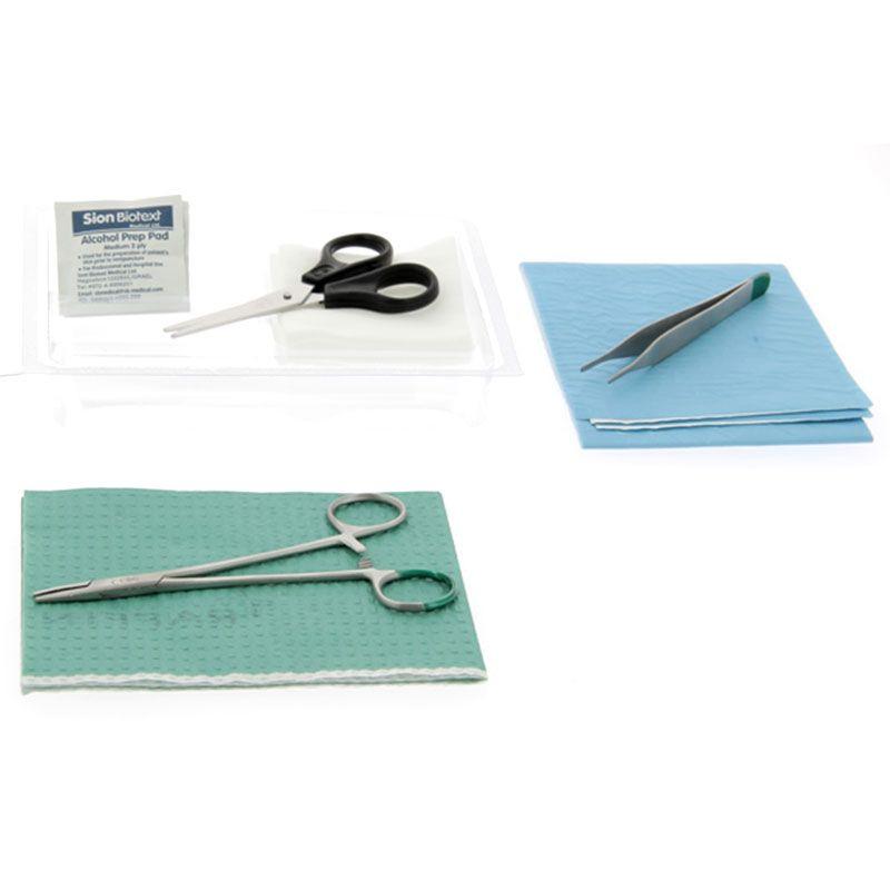 Set de pose de suture