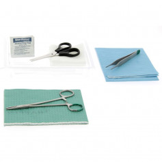 Set pour pose de suture