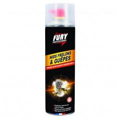 Fury mousse nids guêpes et frelons 500 ml