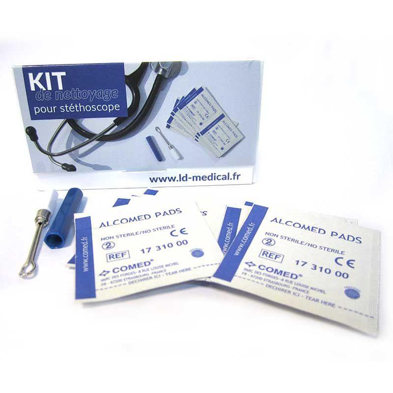 Kit de nettoyage pour stéthoscope