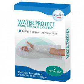 Protection de douche bras ou jambe (lot de 2)