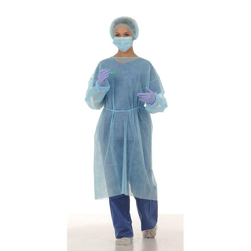 Blouse visiteur stérile