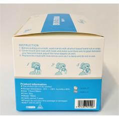 Masque Type I (EN14683) carton de 3000