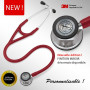 Stéthoscope 3M™ Littmann® Cardiology IV™ noir
