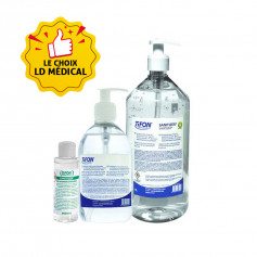 Gel hydroalcoolique antiseptique Sanitizer Tifon