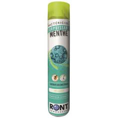Bactéricide d'atmosphère Ront - Parfum menthe