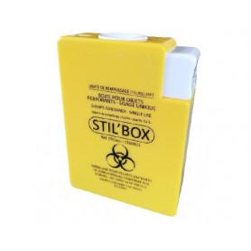 STIL'BOX Pocket avec bouton poussoir