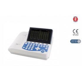 ECG Cardiomate Spengler - 3, 6 ou 12 pistes