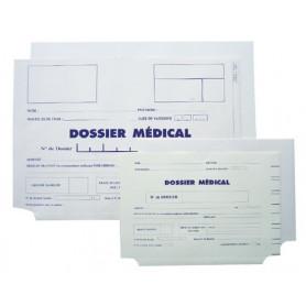 Pochette archive dossier médical