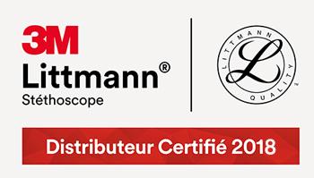 Distributeur certifié Littmann