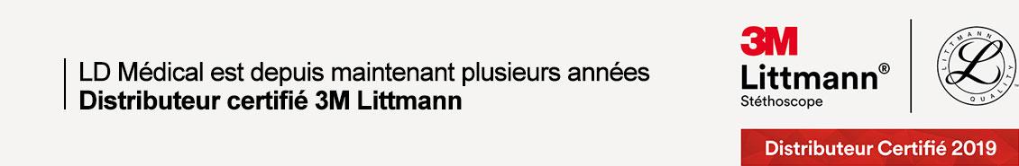 Distributeurs certifiés Littmann