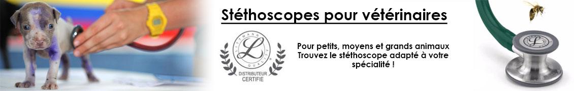 Gamme stéthoscopes Littmann pour vétérinaires