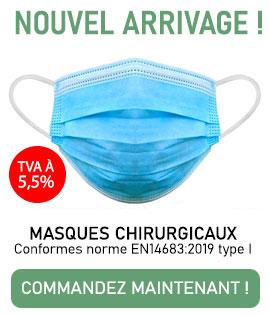 Acheter masques chirurgical FFP1