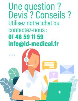 contactez LD Médical