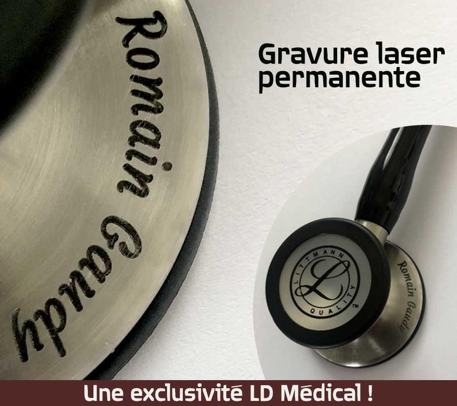 Personnalisation gravure laser