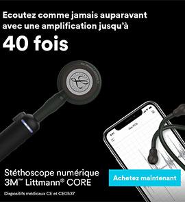 Stéthoscope Littmann Core