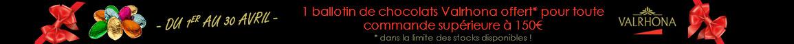 Chocolats Valhrona