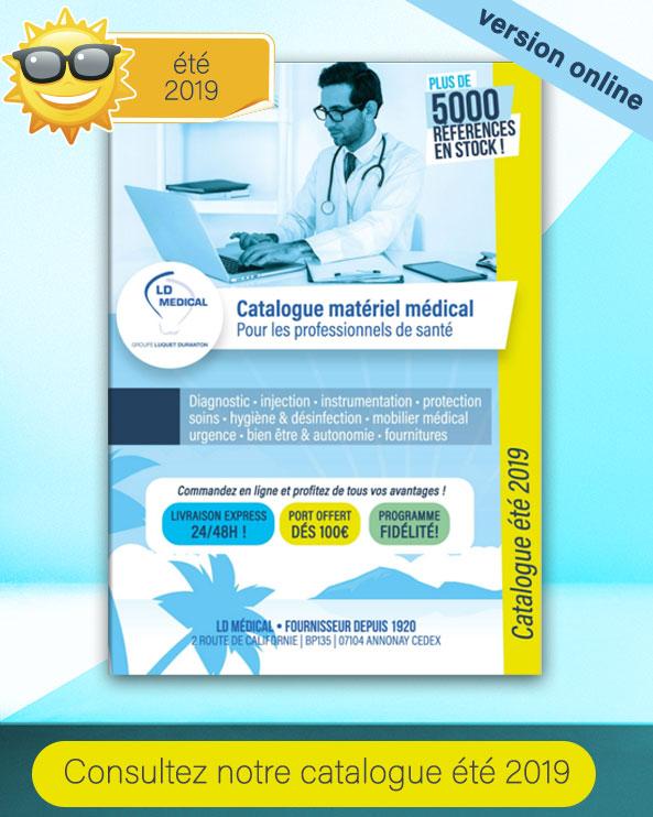 Catalogue matériel médical pour professionnels