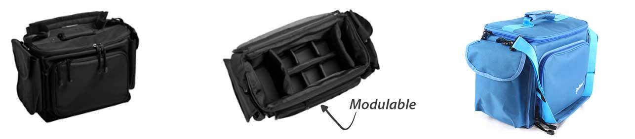 Mallette de transport matériel médical Holtex