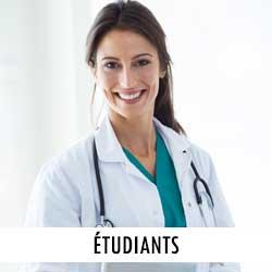 Matériel médical pour les étudiants