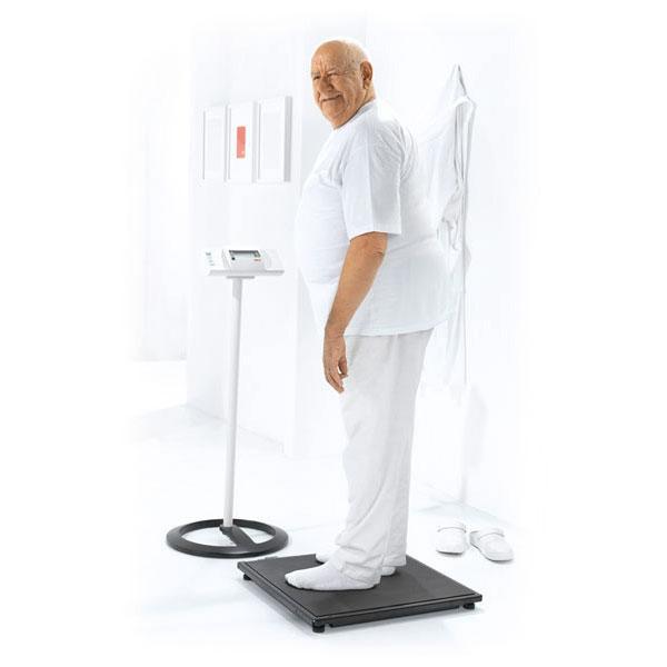 Pèse personne pour patients obèses