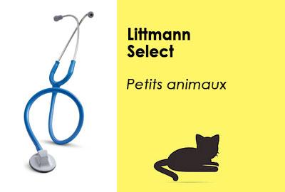 Stéthoscope pour ausculter les petits animaux