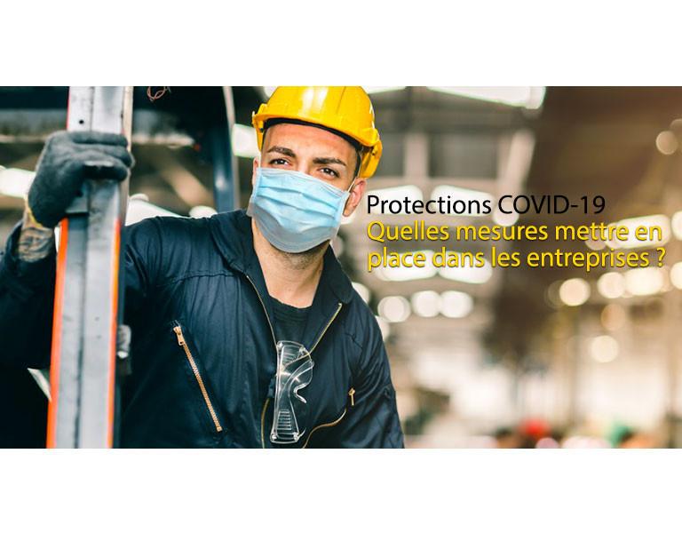 Protection virus : quelles mesures mettre en place dans votre entreprise pour la reprise d'activité ?